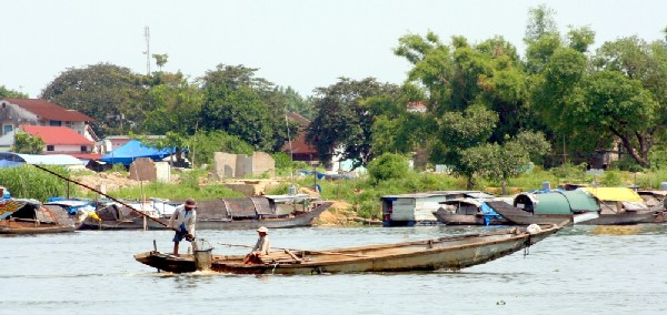 fishers on the mekong river